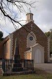 Świątobliwy Georges kościół anglikański zdjęcia stock