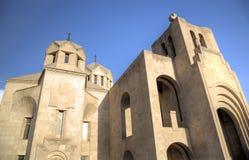 Świątobliwy Gregory Iluminator Katedra Zdjęcia Stock