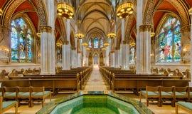 Świątobliwy Helena Katedra zdjęcie royalty free