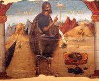 Świątobliwy John baptist obraz royalty free