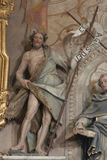 Świątobliwy John baptist zdjęcia stock