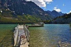 Świątobliwy Mary jezioro Zdjęcia Royalty Free
