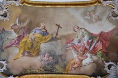 Świątobliwy Maryjny Magdalene Agnes i święty Obrazy Stock