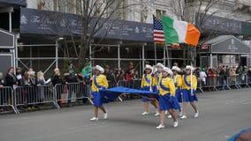 2015 Świątobliwych Patrick dnia parad 131 Fotografia Royalty Free