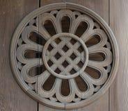 Świątyni drzwi Fotografia Royalty Free
