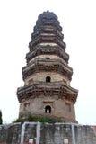Świątyni wierza Obrazy Royalty Free