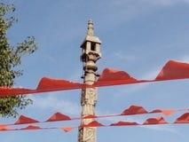 Świątyni wierza Zdjęcia Stock