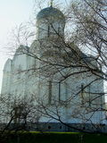 Świątynia Święta Dziewica obrazy royalty free