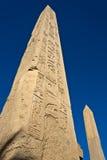 Świątynia Amun przy Karnak Fotografia Royalty Free