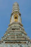 Świątynia Buddha PHRA KAEW od Tajlandia Szmaragdowy WAT lub Zdjęcie Stock