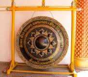 Świątynia buddyzm w Laos fotografia royalty free