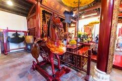Świątynia chabet góra w Hanoi, Wietnam Zdjęcie Stock