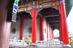 Świątynia chiński dach. Fotografia Stock
