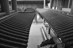 Świątynia chiński dach. Zdjęcia Royalty Free