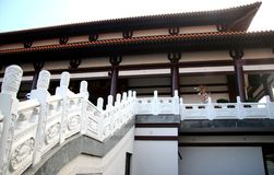 świątynia dłoni Zdjęcia Royalty Free