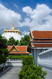 świątynia dłoni Zdjęcie Stock