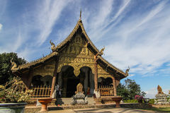 świątynia dłoni Zdjęcia Stock