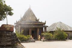 świątynia dłoni Kampot, Kambodża Zdjęcia Royalty Free