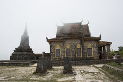 świątynia dłoni Kampot, Kambodża Obraz Stock