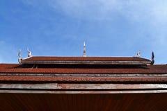 Świątynia dach Zdjęcie Stock