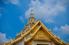 Świątynia dach Obrazy Stock