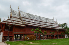 Świątynia dach Obrazy Royalty Free