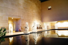 Świątynia Dendur 6 Obraz Royalty Free