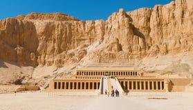 Świątynia Hatshepsut Zdjęcia Stock