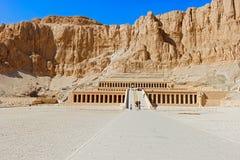Świątynia Hatshepsut Obrazy Royalty Free