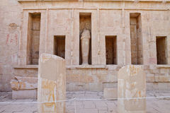 Świątynia Hatshepsut ja Zdjęcia Royalty Free