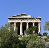 Świątynia Hephaestus Obraz Stock