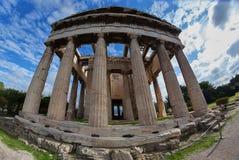 Świątynia Hephaestus Zdjęcie Royalty Free