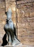Świątynia Horus, Edfu Obraz Royalty Free