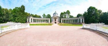 Świątynia jest grobowem Yusupovs zdjęcie royalty free