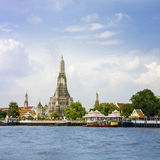 Świątynia Jutrzenkowy Bangkok Obrazy Stock
