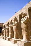 Świątynia Karnak Obrazy Stock