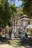 Świątynia Koh Samui, Tajlandia - Fotografia Royalty Free