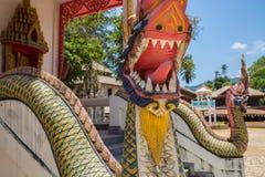 Świątynia Koh Samui, Tajlandia - Obraz Royalty Free