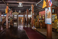 Świątynia Koh Samui, Tajlandia - Obrazy Royalty Free