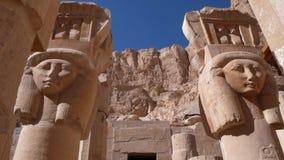 Świątynia królowa Hatshepsut. Egipt Zdjęcia Stock