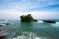 Świątynia morze Fotografia Royalty Free