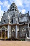 Świątynia na 'mężczyzna góry' miejscu 1975-79 tortur Khmer Rouge - obrazy stock