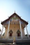 Świątynia Nakhon kmotr zdjęcia stock