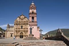 Świątynia Nasz dama Carmen fotografia stock