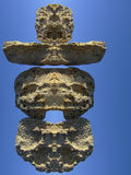 świątynia neolityczna Fotografia Stock