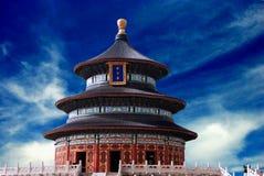 świątynia nieba Fotografia Royalty Free