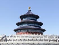 Świątynia niebo Obraz Stock