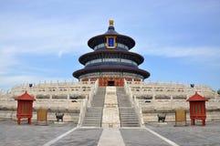 Świątynia Niebo, Pekin, Chiny fotografia royalty free