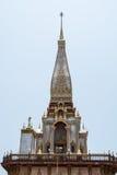Świątynia Odgórny teren Fotografia Royalty Free