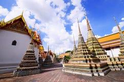 Świątynia Opierać Buddha, Wat Pho, Tajlandia Zdjęcie Stock